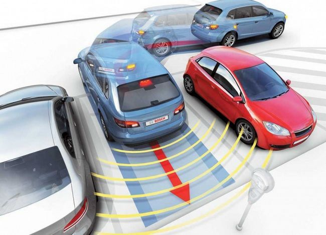 Как выполнять параллельную парковку