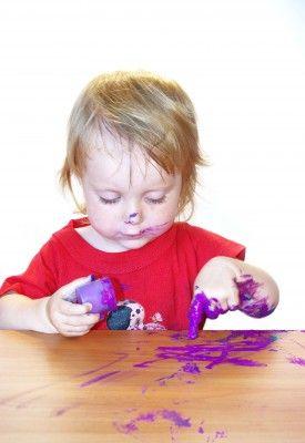 Как вывести краску