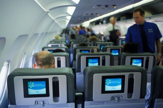 Как забронировать место в самолете