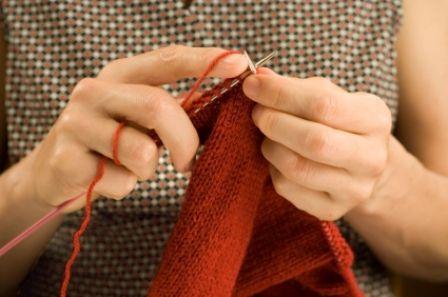 Как закрыть вязание