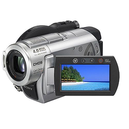 Как записать с видеокамеры