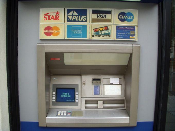 Как заплатить кредит через банкомат