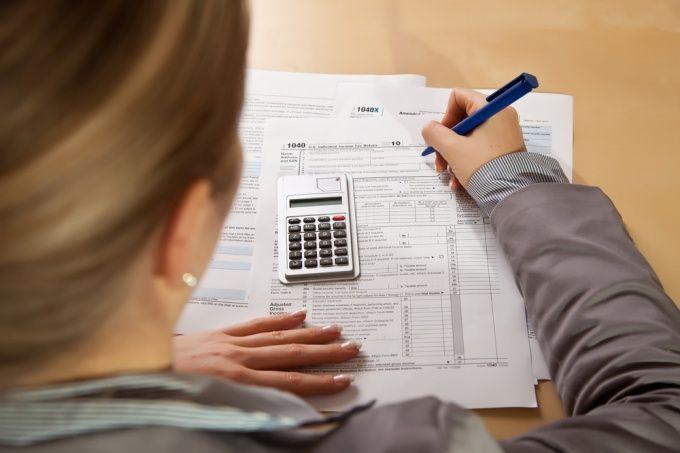 Как заполнить декларацию о налогах