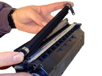 Как заправить катридж принтера