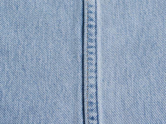Как зашить джинсы