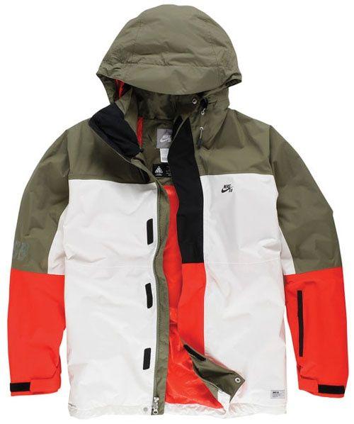 Как зашить куртку
