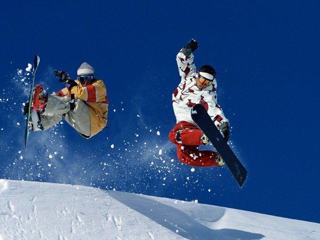 Какие есть известные фильмы про сноубордистов
