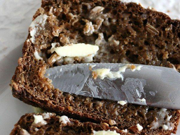 Витамины в черном хлебе