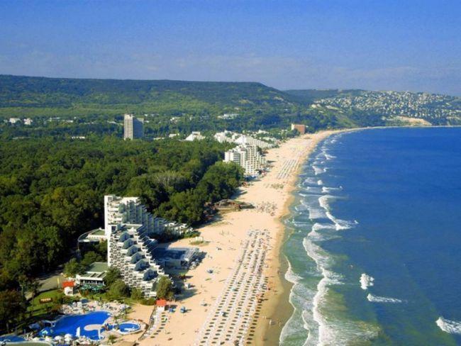 Какой курорт в болгарии лучше