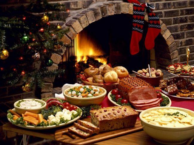 Какой стол подготовить на новый год 2015