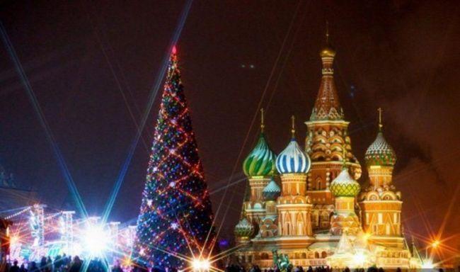 Какова история нового года в россии