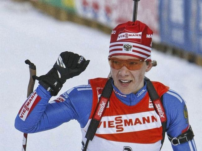 Кто участвует в соревнованиях по биатлону в олимпийских играх 2014