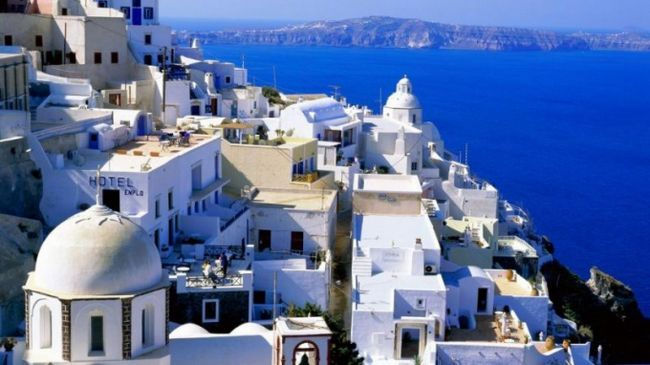 Курорты греции. остров кос