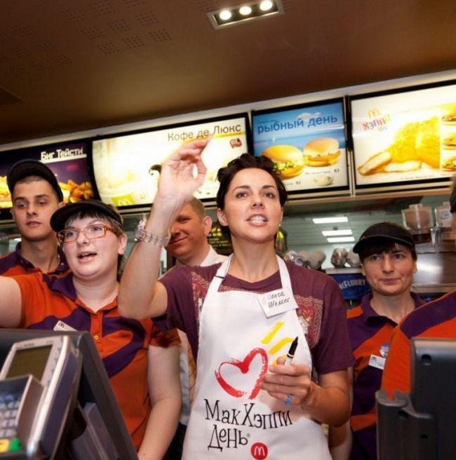 «Макхэппи день»-2012: на строительство «дома роналда макдоналда» собрано более 17 млн рублей