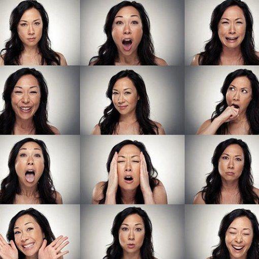 О чем говорит выражение лица человека