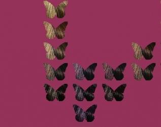 Палитра цветов для волос: раскрась свою жизнь