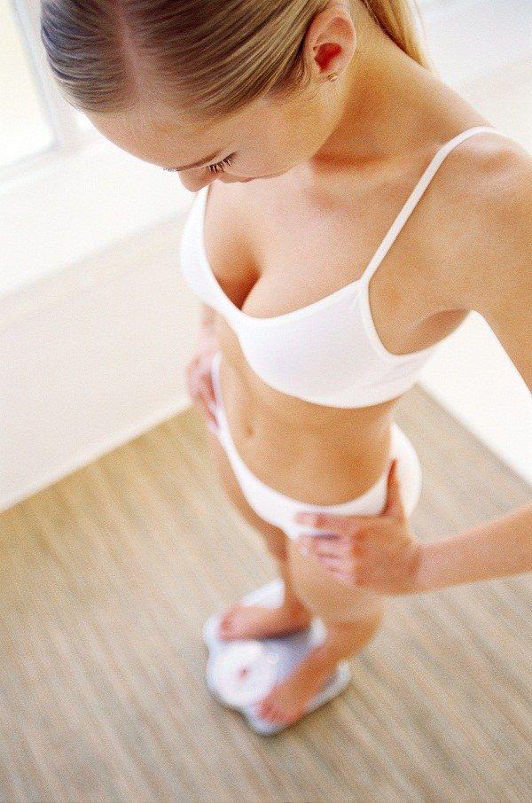 Почему вес растет