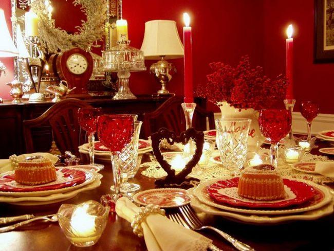 Праздничный новогодний стол. что приготовить?