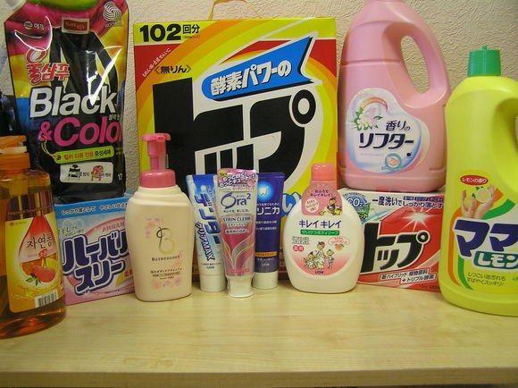 Преимущества японской бытовой химии