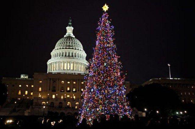 Рождество в сша: главный праздник года