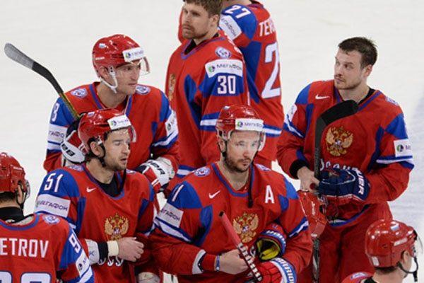 Сборная россии по хоккею покидает олимпиаду в сочи