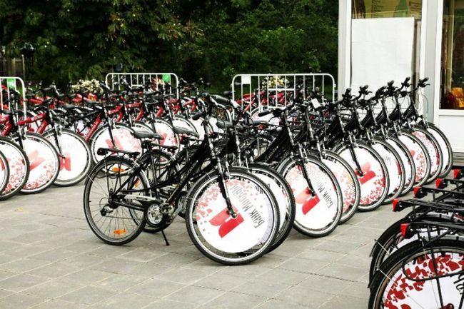 Где в москве есть бесплатный прокат велосипедов