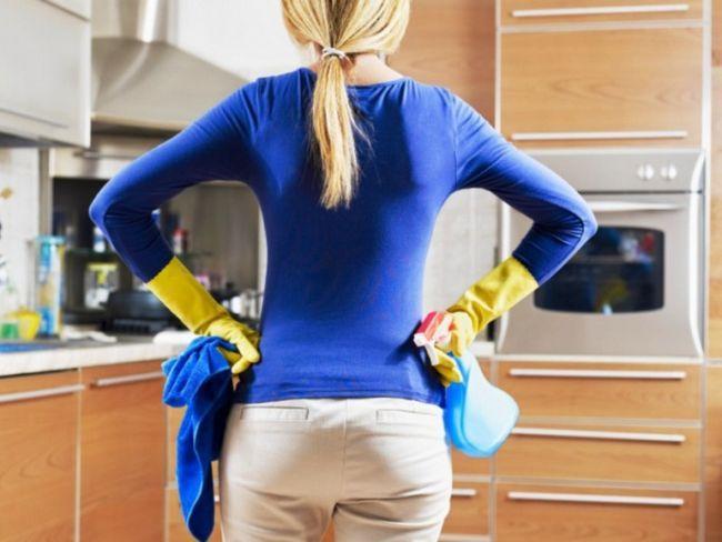 Как чистить микроволновку