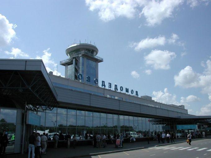 Как добираться до аэропорта домодедово