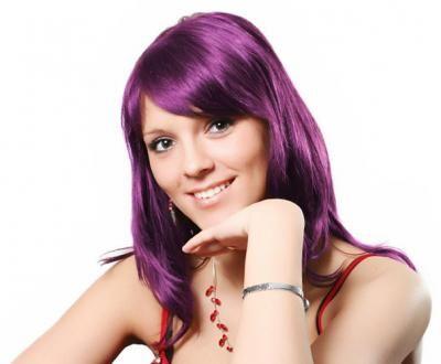 Как изменить цвет волос в фотошопе