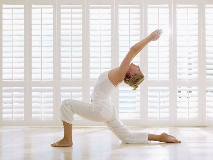 Как научиться йоге