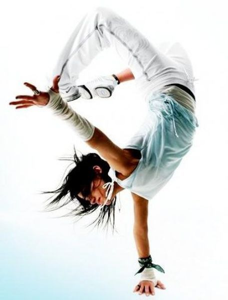 Как научиться танцевать уличные танцы