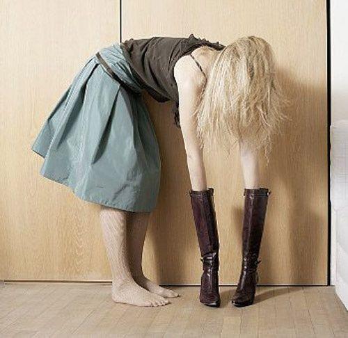 Как носить сапоги