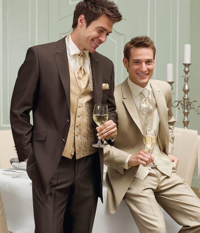 Как одеть жениха