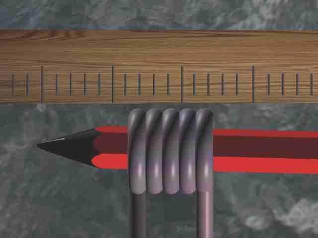 Как определить диаметр проводов