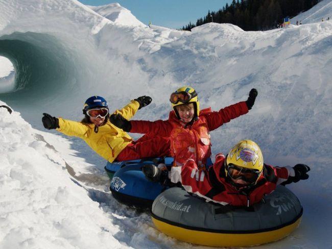Как организовать зимний отдых