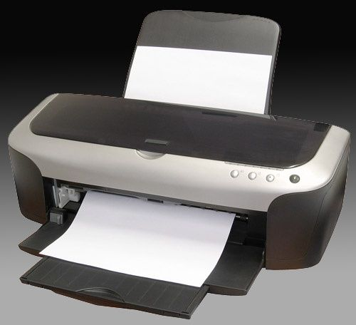 Как остановить принтер