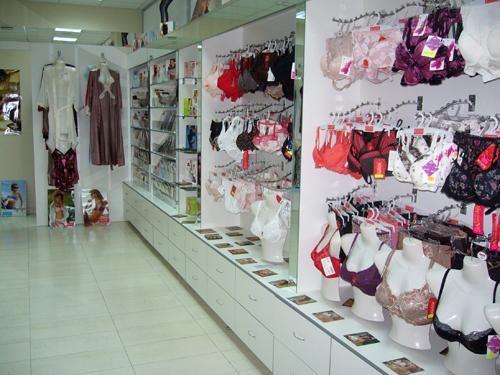 Как открыть свой магазин нижнего белья