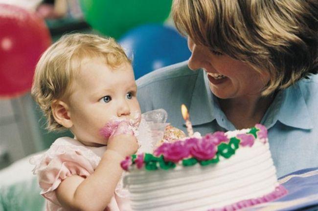 Как отметить день рождения в годик