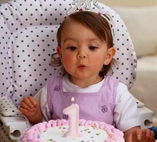Как отметить 1 год рождения