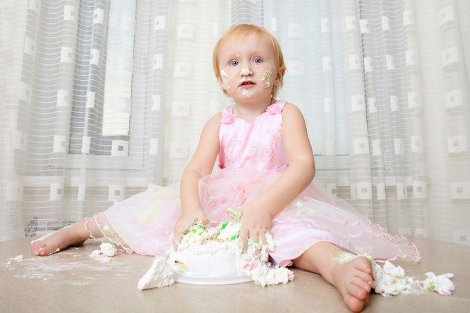 Как отметить день рождения в 2 года