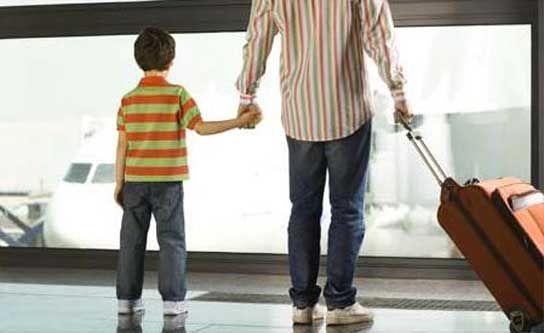 Как отправить ребенка на самолете