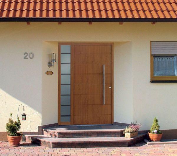Как отрегулировать входную дверь