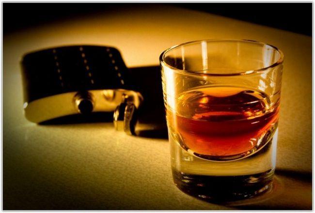 Как пить виски с соком
