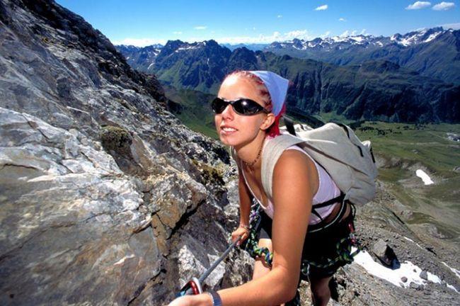 Как покорить вершину