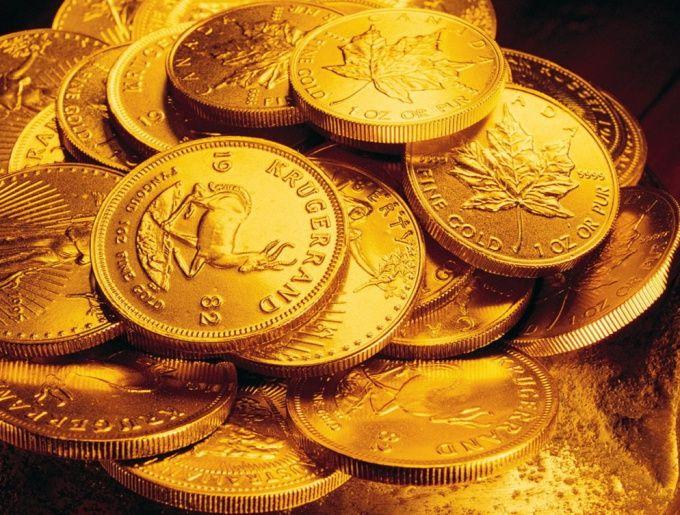 Как покупать золотые монеты