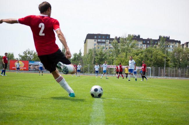 Как попасть в большой футбол