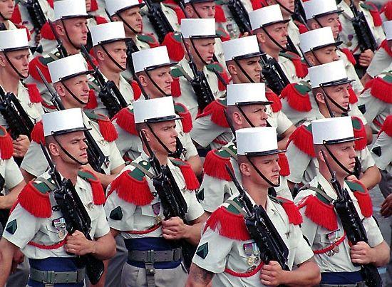 Как попасть в французский легион