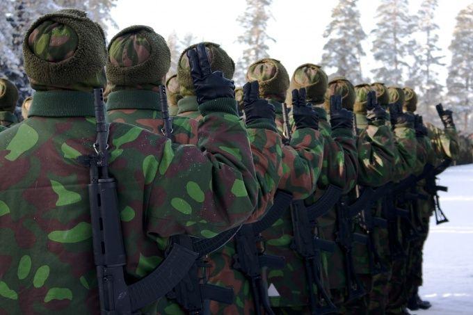 Как поставить себя в армии