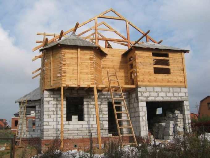 Как строить пеноблоки