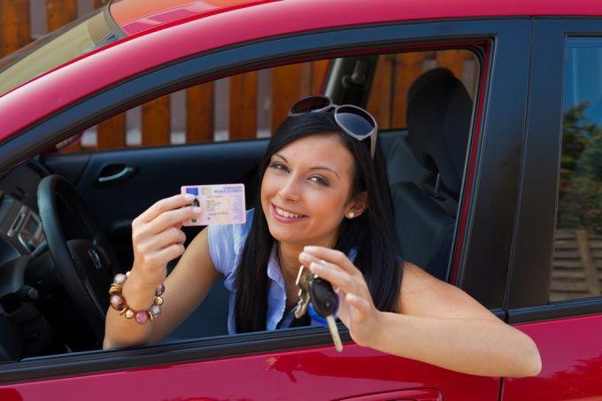 Как продлить временное водительское удостоверение